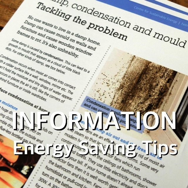 ENERGY info tips header