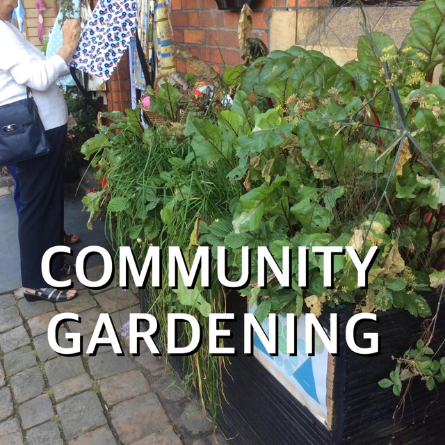 FOOD Community Gardening Header2