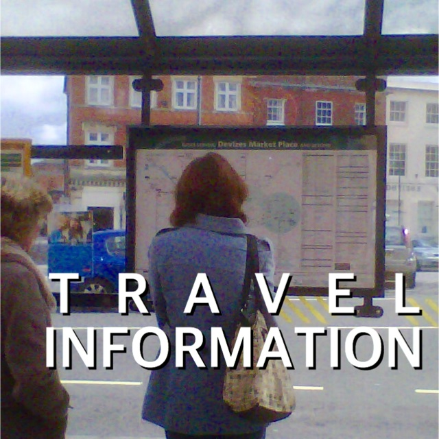 TRANSPORT Travel Info Header